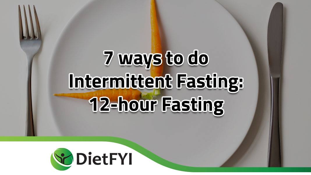 12-hour fasting
