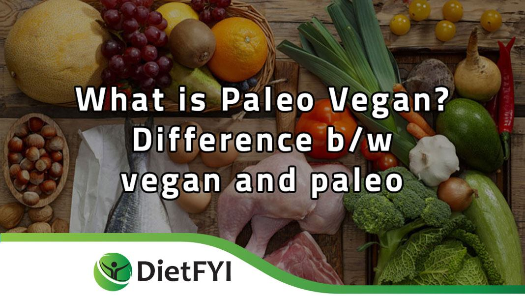 What is Paleo Vegan