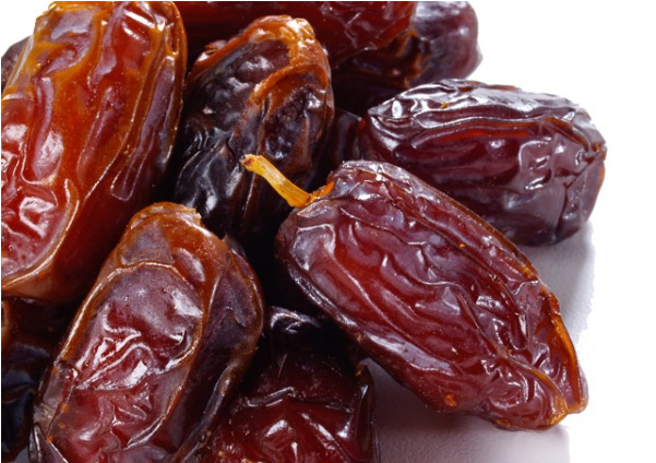 Nutrition facts of dates