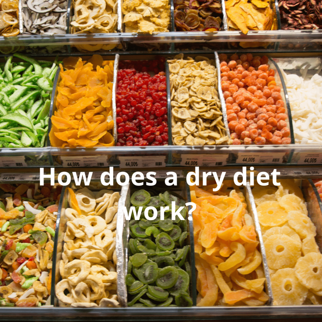 What are dry diets